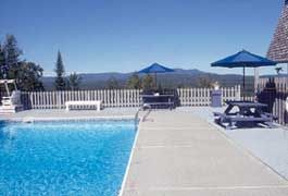 Pool area Innseason Resorts Mountainview Timeshare