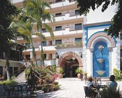Vacation Resorts International Vallarta Torre Entrance.