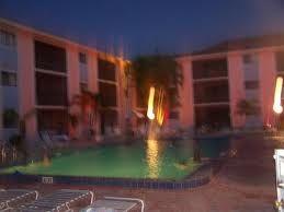 Pool Area At Tropical Sands Resort.