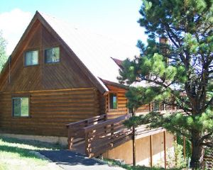 Great outdoors for New Mexico - Angel Fire Cabins