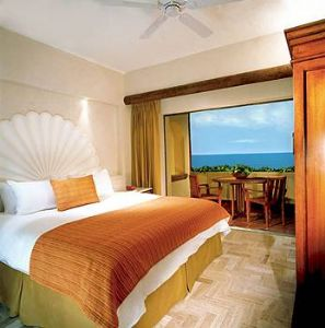 Bedroom View At Velas Vallarta Grand Suite Resort.