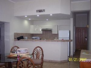 Kitchen Area At Velas Vallarta Grand Suite Resort.