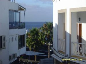 View From Balcony At Diamond Club Del Carmen Timeshare Spain
