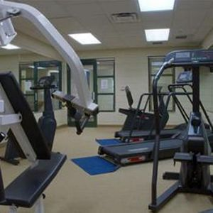 Exercise Area At Diamond Bent Creek Golf Village Timeshare