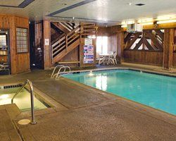 Indoor Pool Big Bear Timeshare