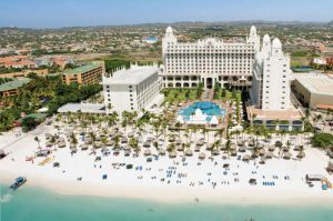Royal Palm Club at the RIU Aruba Palace Resort View
