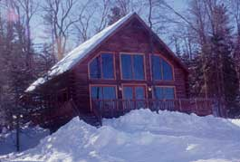 Cabin at Innseason Resorts Mountainview Timeshare