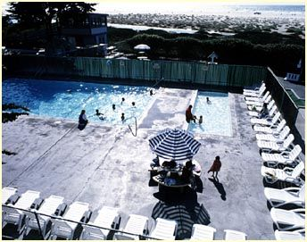 Access to Pool area when staying at Pismo Village RV Park