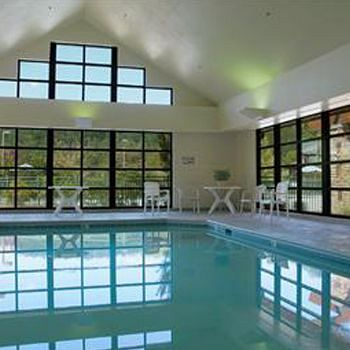 Indoor Pool Area At Diamond Resorts Bent Creek Golf Village TN